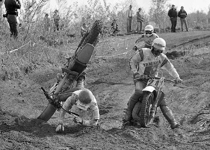 April 1985 CMA motocross at Mission