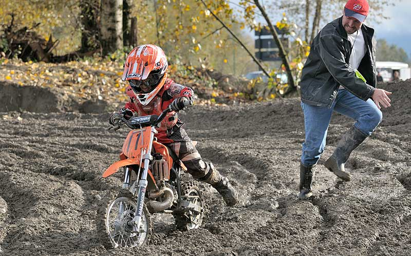 Brett Martens motocross