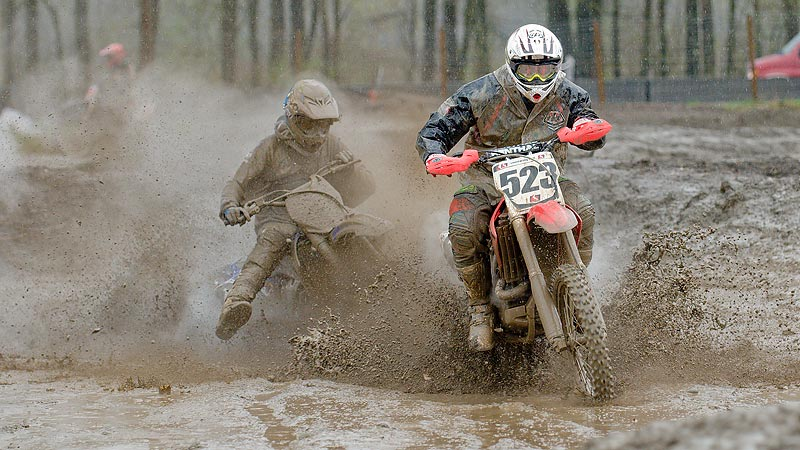 Lee Coutts motocross 2009