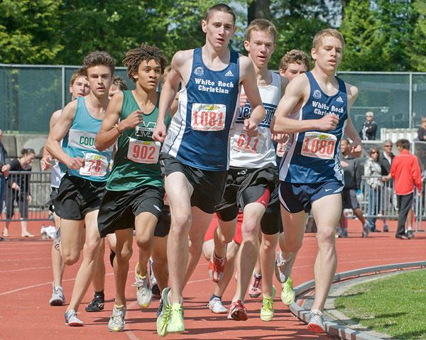 Sean Keane 1500 meters