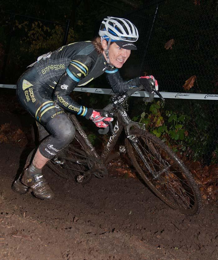 BC Cyclocross Championships at Mahon Park in North Vancouver
