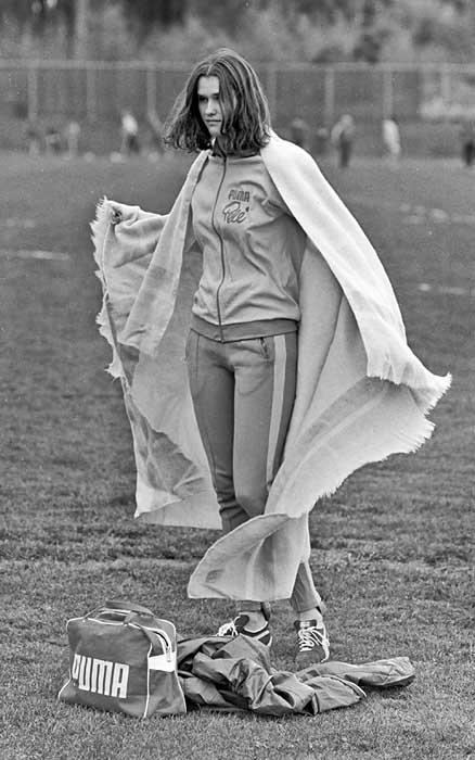 Debbie Brill 1975