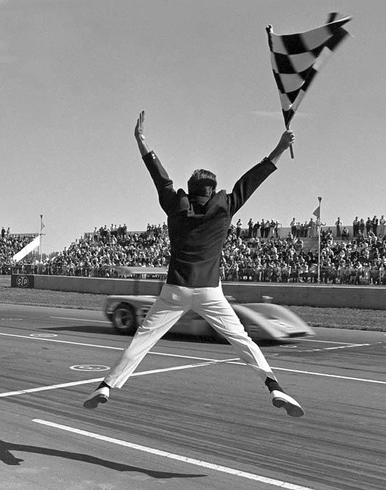 Denny Hulme 1969 CanAm
