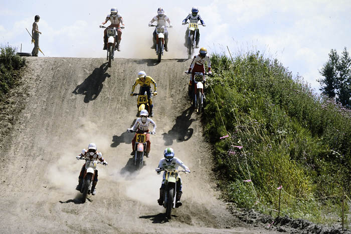 Mission motocross track 1983