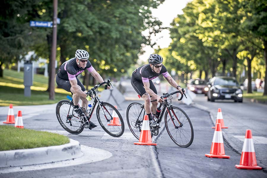 Escape Velocity Tuesday night criterium at UBC