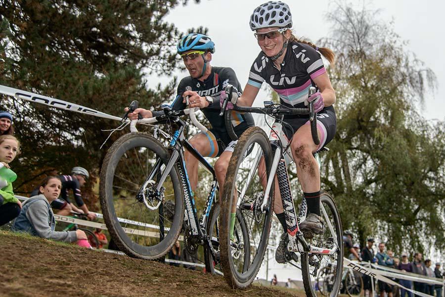 Sandra Walters cyclocross