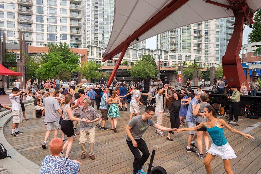 Dancing Vancouver
