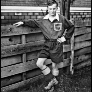 West Vancouver Soccer Boy of the year 1959