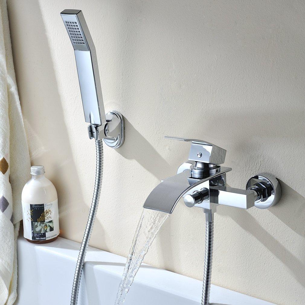 Mischbatterie badewanne beliebte modelle empfehlungen - Mischbatterie badewanne ...