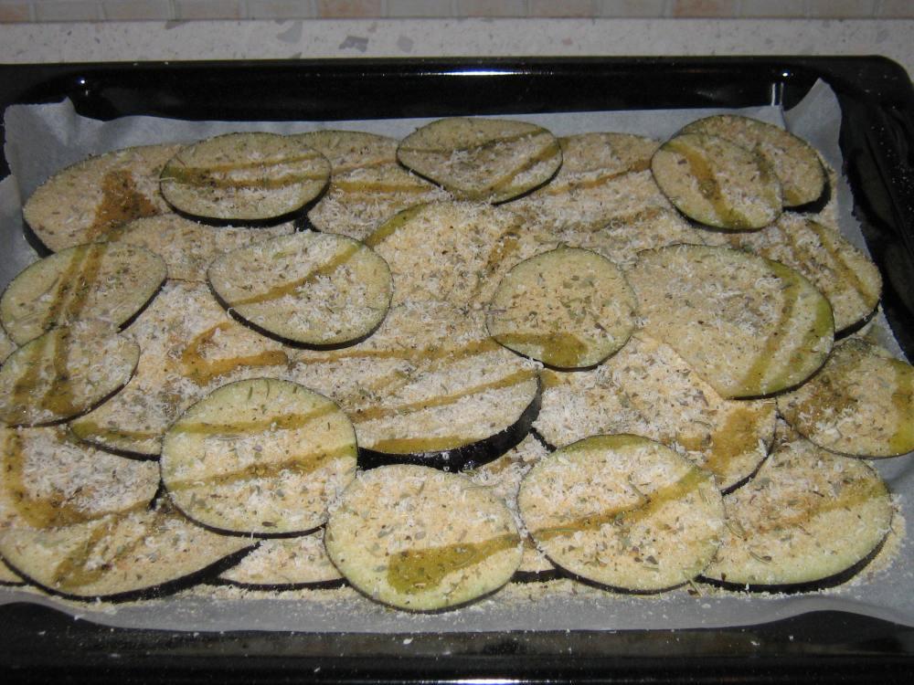 Adoro il cuoco della mensa - Melanzane gratinate (2/2)