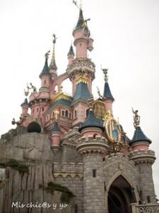 castillo Bella durmiente