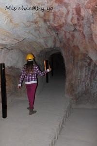 reproducción minas neolíticas