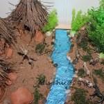 Maqueta del Neolitico