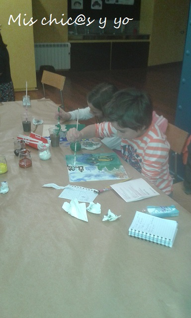 Talleres infantiles museos