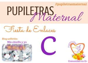 Pupiletras maternal
