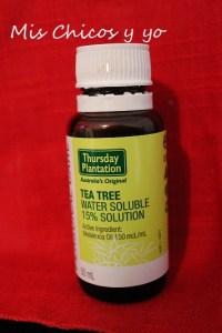 Aceite esencial árbol de te