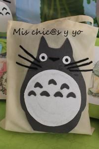 Bolsa infantil Totoro