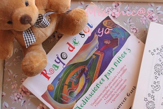 Libro meditación niños
