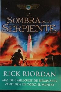 Rick Riordan novela