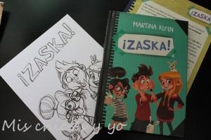 Zaska, cuentos infantiles