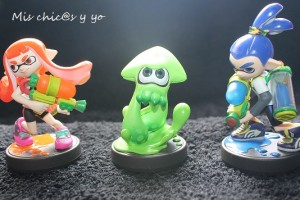 Amiibos Splatoon