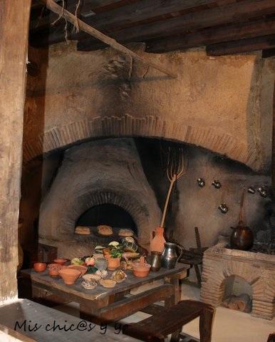 Cocina romana Cantabria