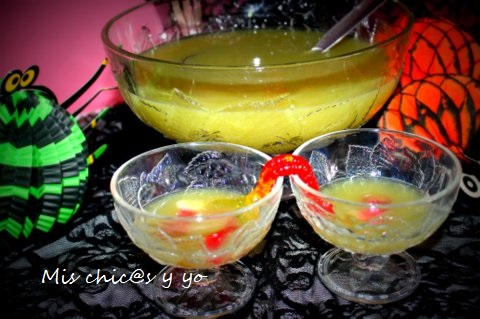 Bebida para fiestas de halloween