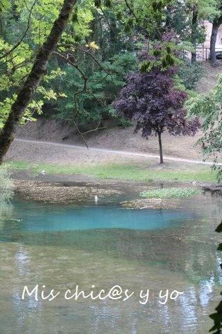 Nacimiento del Ebro. Turismo en Fontibre