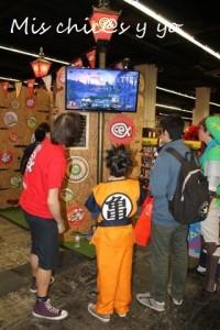 Videojuegos Salón del Manga