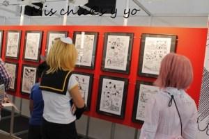 Exposiciones Salón del Manga