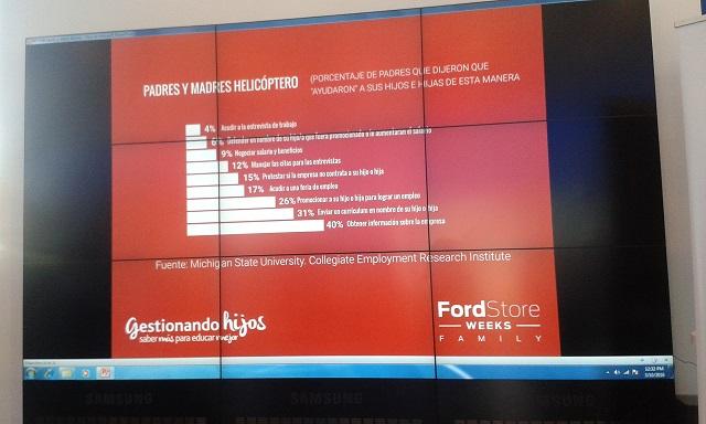 Eventos Ford Family