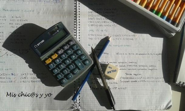 racionalización deberes