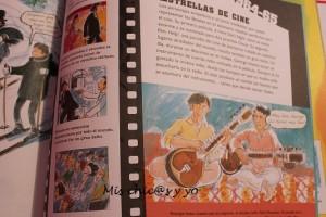 Ilustraciones de los Beatles