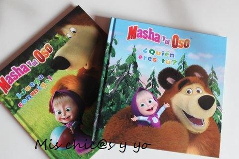 Masha y el oso colección