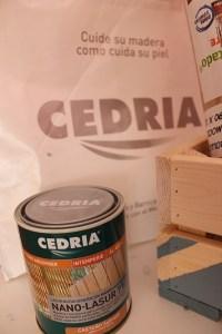Lasur Cedria
