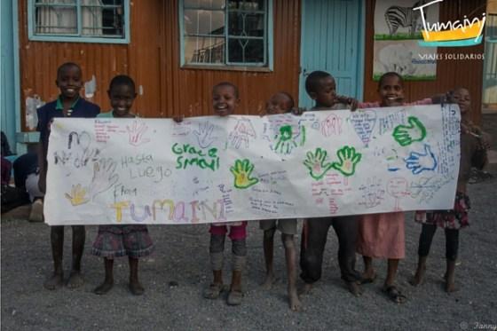 Orfanato y escuela (Kenia)