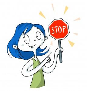 Stop violencia infantil