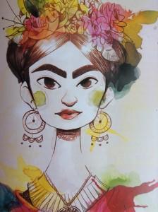 Ilustraciones de Nuria Aparicio
