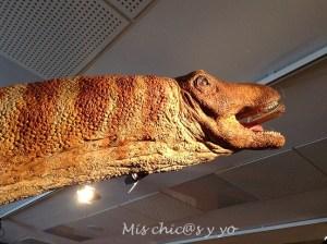 Noche con dinosaurios en Sabadell