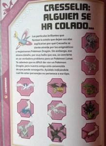 juegos y desafios Pokémon