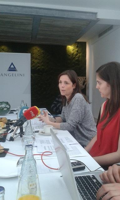 Carme Monge, Miriam Molina, Angelini Farmacéutica