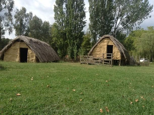 Recreación del Neolítico