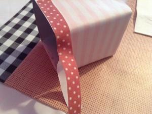 Decorar con washi tape