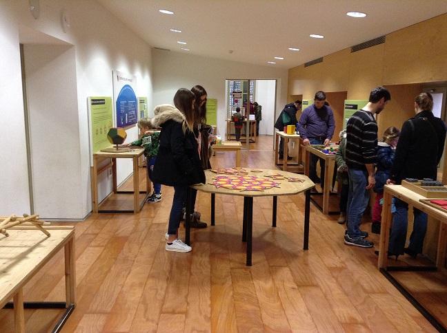 Museo de Matemáticas de Cornella