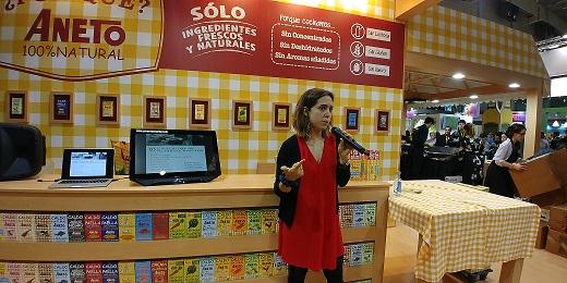 Stand Aneto: Marta Ribas