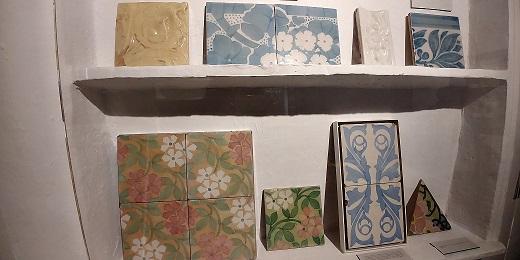 Visita a la casa museo Lluís Domènech i Montaner