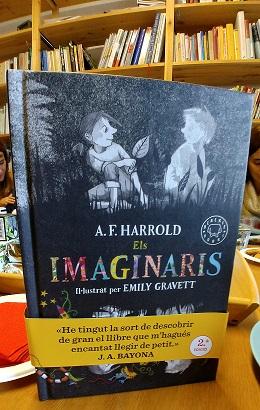 Portada de Los imaginarios