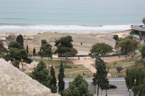 Anfiteatro, Tarragona y alrededores