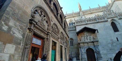 Capilla real, Granada