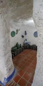 Museo Cuevas del Sacromonte . Cerámicas